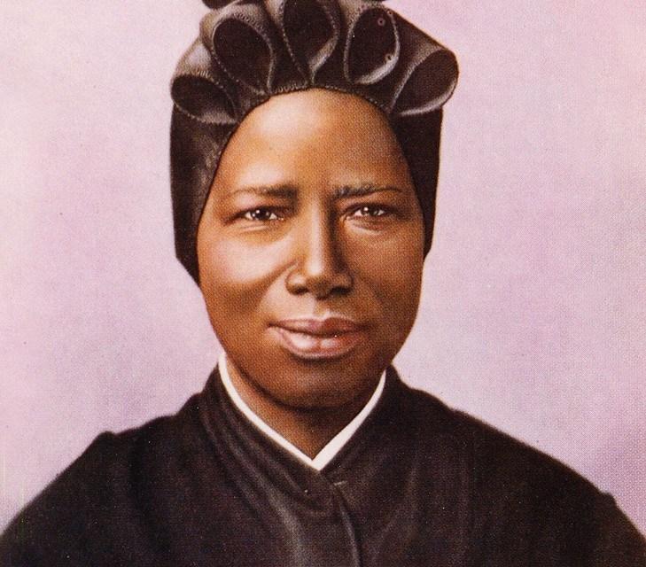 De esclava a Santa, la historia de Josefina Bakhita