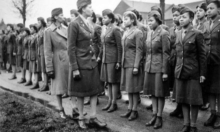 Conoce al batallón de mujeres negras que sirvió en Europa durante la Segunda Guerra Mundial.