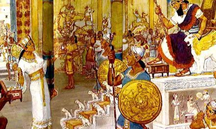 La historia desconocida de Makeda, la reina de Saba y el rey Salomón