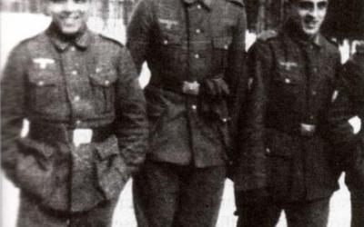 ¿Había personas negras en las fuerzas alemanas de la Segunda Guerra Mundial?