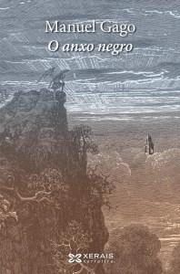 Capa de O Anxo Negro, un libro de Manuel Gago