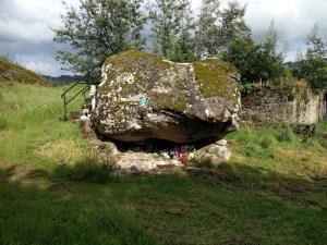 A Penadauga, santuario en Escuadro, Silleda / XS
