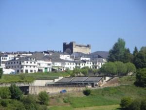Vista do concello de Portomarín / valentinv.com
