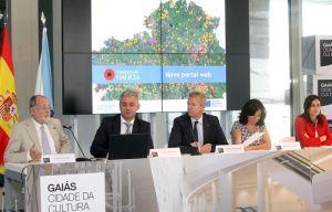 Presentación da nova web da toponimia galega / Xunta