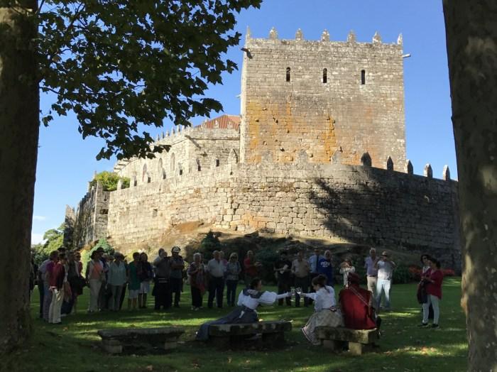 Visitas teatralizadas no Castelo de Soutomaior / Juanma Lodo