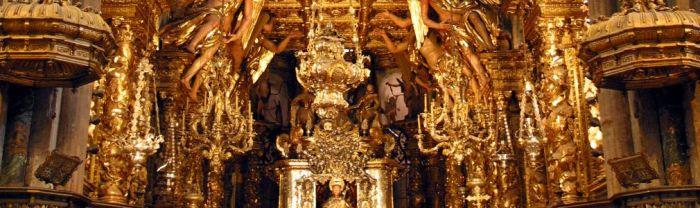 Baldaquino da Catedral de Santiago / santiagoturismo.com