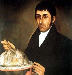 Francisco Xosé de Caldas e Tenorio,