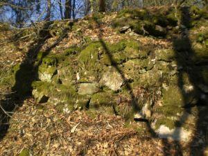 Ruinas do castelo de Outes / Elixio Vieites