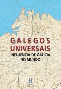 Portada do libro Galegos Universais