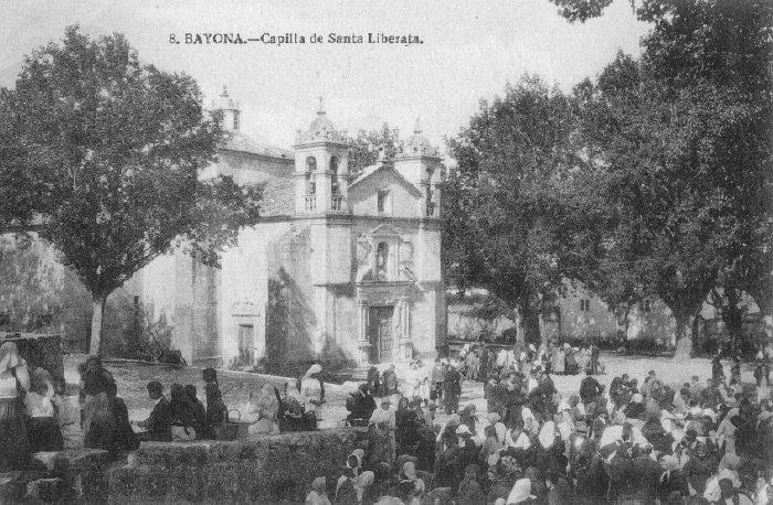 Romaría de San Cosme, Baiona