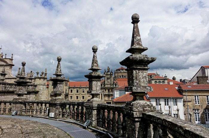 Santiago de Compostela / MemoryCatcher CC0