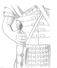 00 lápis armadura
