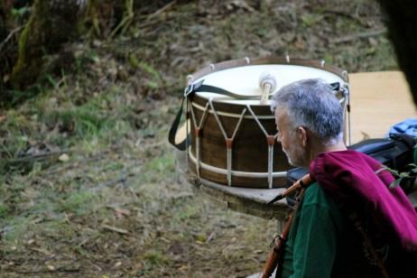 Musica e historia no Castro Animado / foto HdG