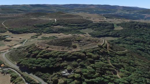 Castro de Castromao (Coeliobriga)