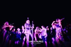 Concerto de Carlos Núñez / foto Concello de Cabana