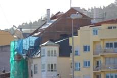 Edificios en construción na actualidade / foto HdG
