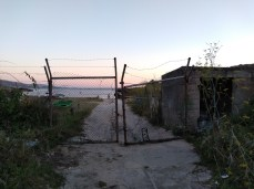 Porto de Caneliñas en Cee / foto HdG