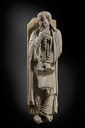 Profeta na exposición do Museo do Prado / foto Museo del Prado