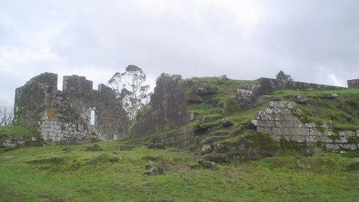 Pílula histórica: As Torres de Altamira e a batalla polo poder de Galicia