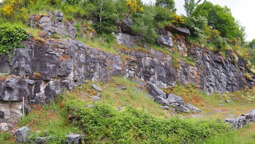 Gallaecia e as grandes canteiras de mármore do Imperio romano