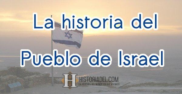 Historia del Pueblo de Israel Portada
