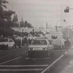 Los primeros semáforos en Montilla
