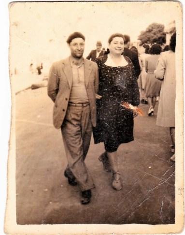 Primo Ramos e Lola Cerredelo