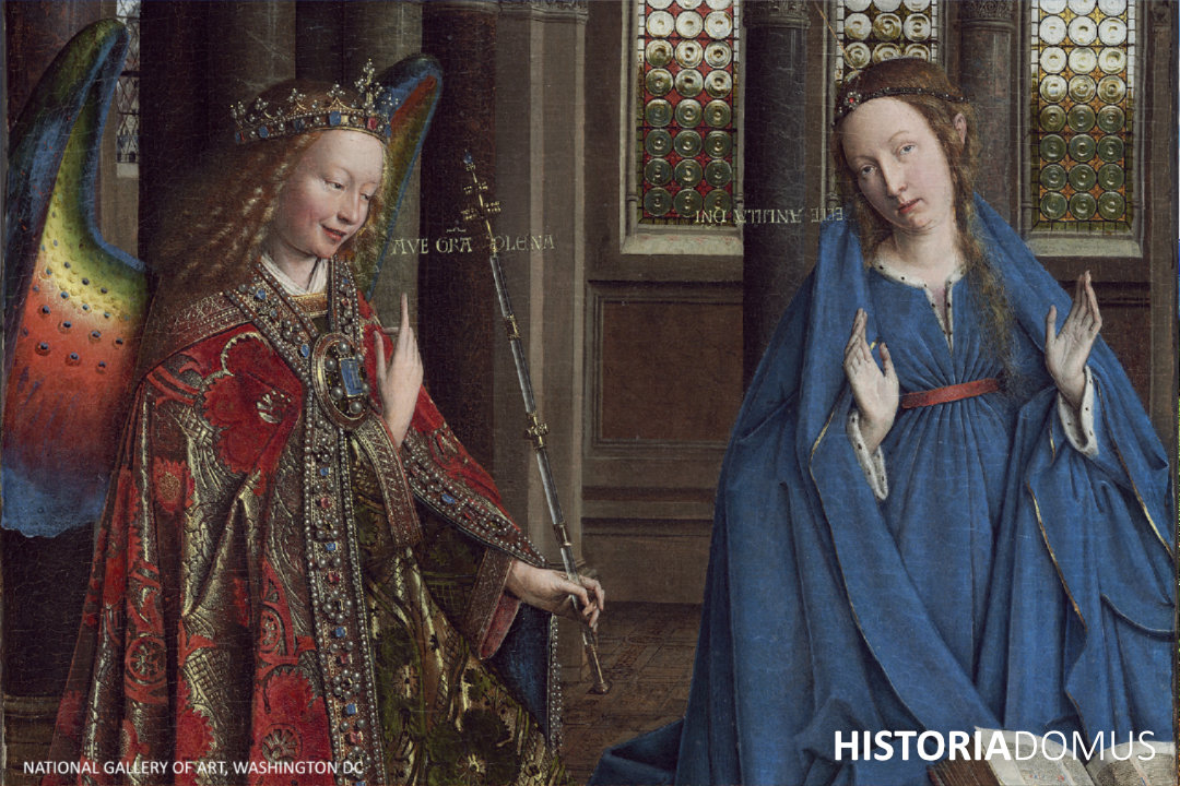 Read more about the article At Van Eyck's Optical Revolution, the Sublime meets the Spiritual