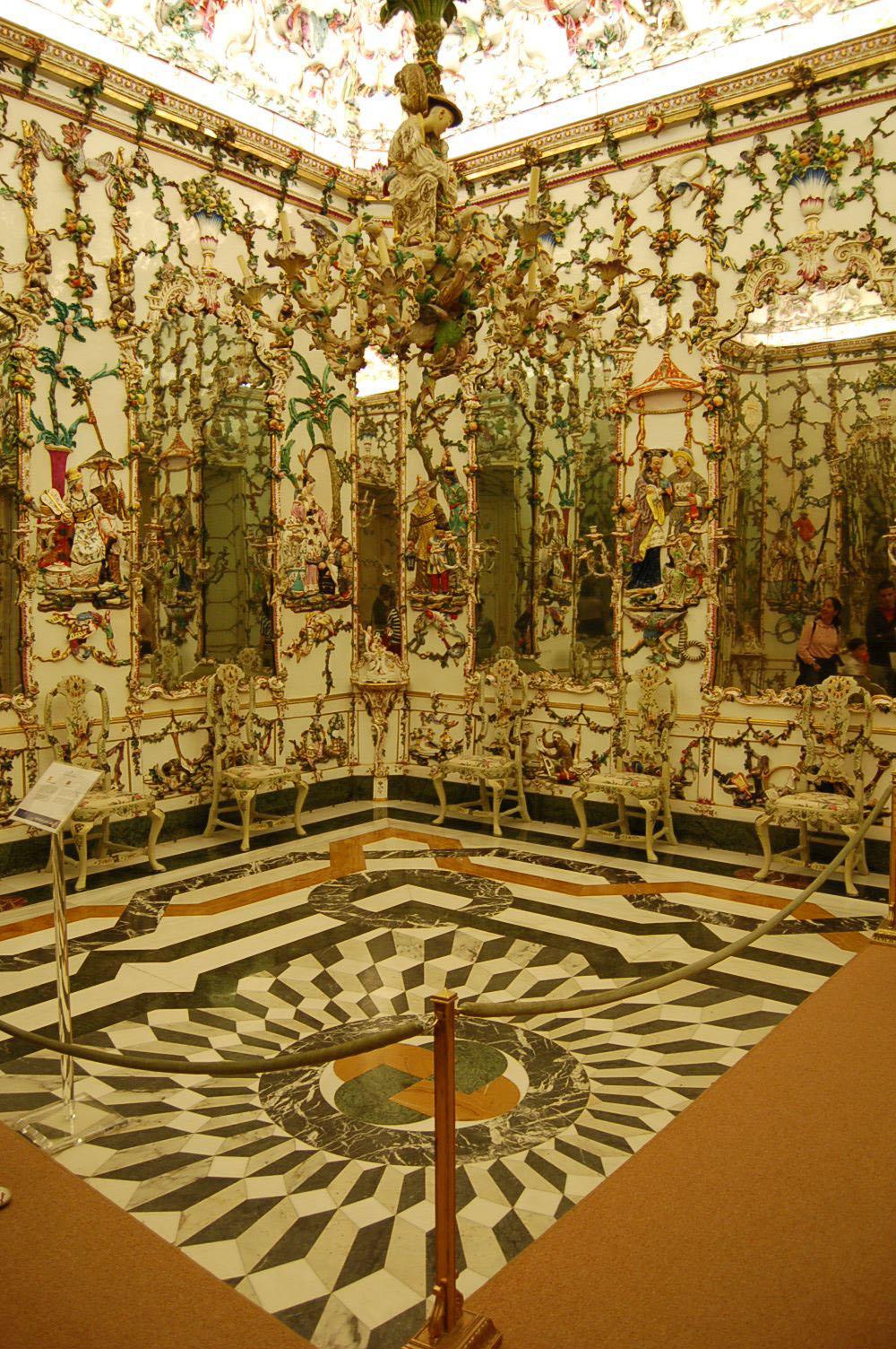 Aranjuez III  Interior del Palacio  historiaenestudio