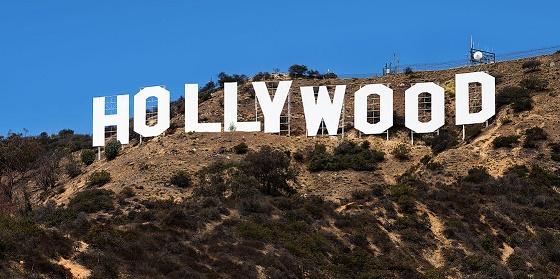 El Hollywood Sign, el famoso cartel gigantesco en una de los montes de Los Ángeles