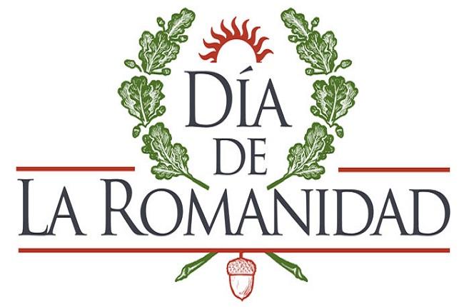 Logotipo oficial del Día de la Romanidad