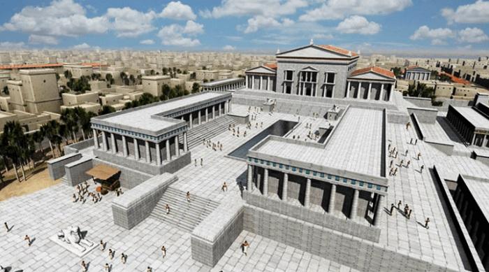 Reconstrucción de la Gran Biblioteca de Alejandría