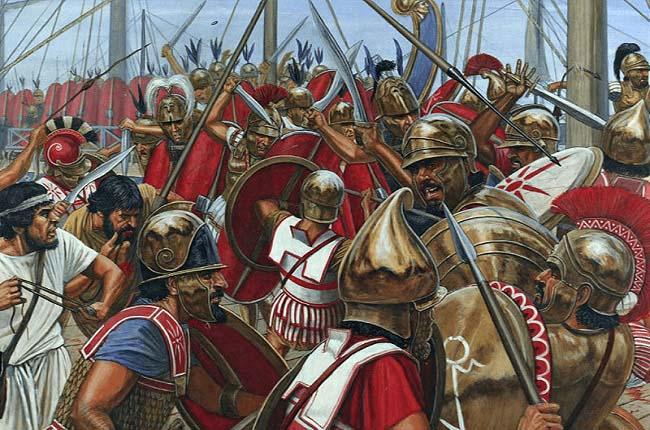La Primera Guerra Púnica: el estallido del conflicto entre Roma y Cartago