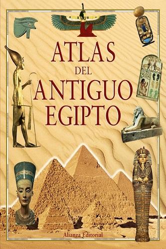 Atlas del antiguo Egipto, de Alianza editorial