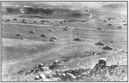 Resultado de imagen de batalla de kursk imagenes