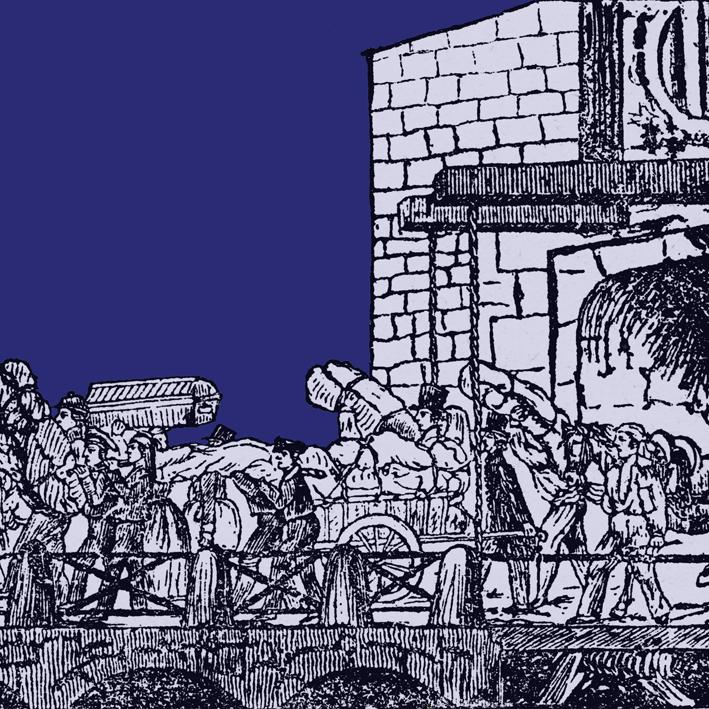 Història de Ctalunya.1842. Portal del Àngel