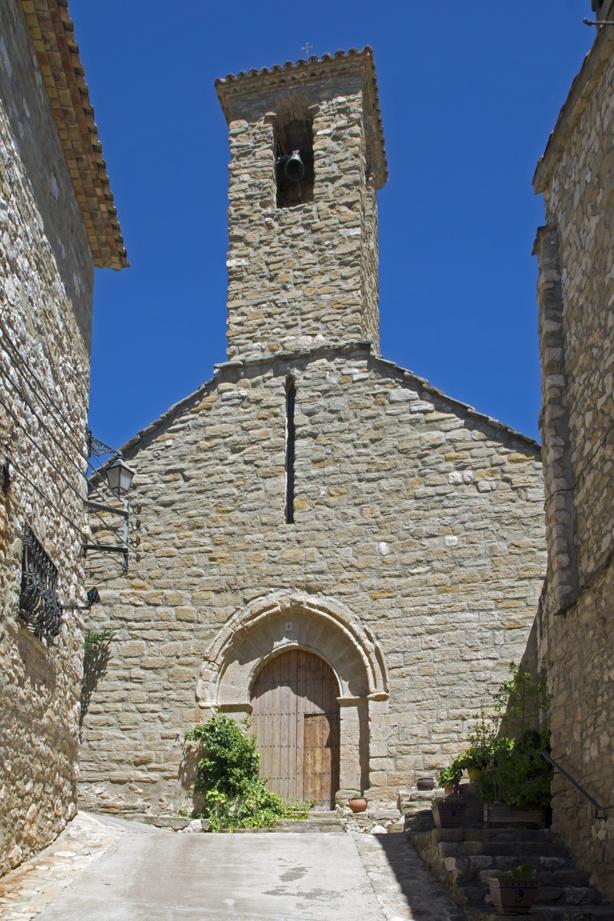 Història de Catalunya. Fontllonga. Sant Miquel