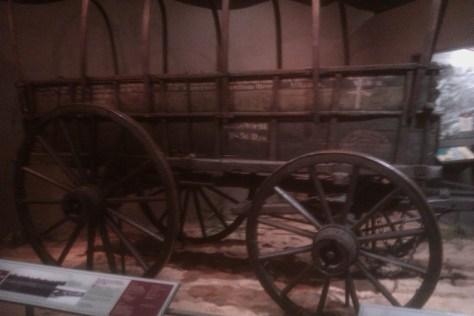 A Civil War Supply Wagon