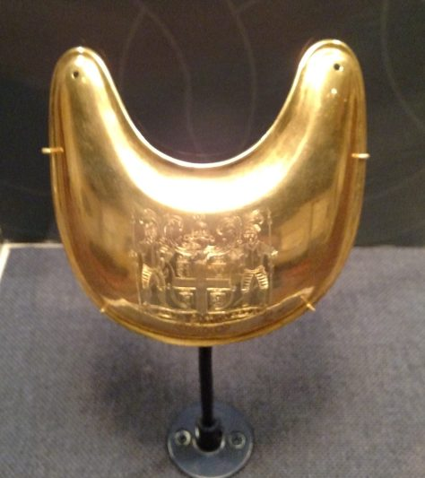 Gorget of General Washington