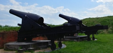 The Rodman Guns of Ft. McHenry