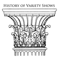 History of Variety Shows logo