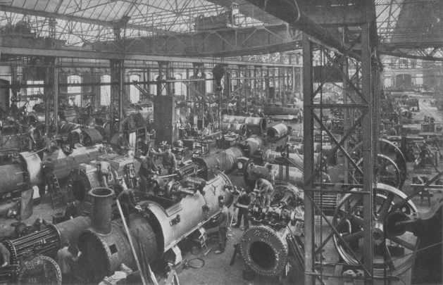 und mehr Fabriken ...