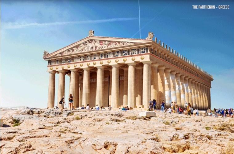 Clique aqui para acessar a reconstrução digital das ruínas históricas