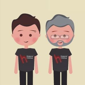 Daniel e Rodolfo