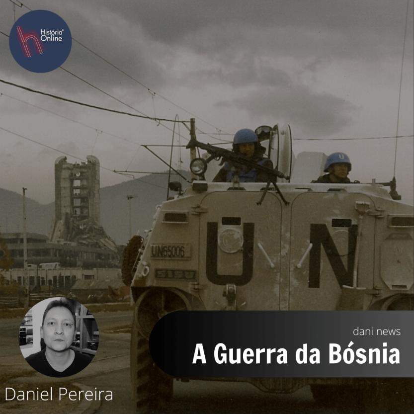 guerra bósnia