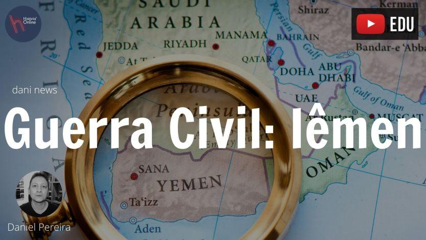 guerra civil iêmen