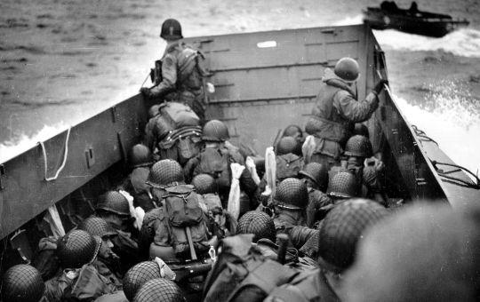6 giugno 1944: D Day