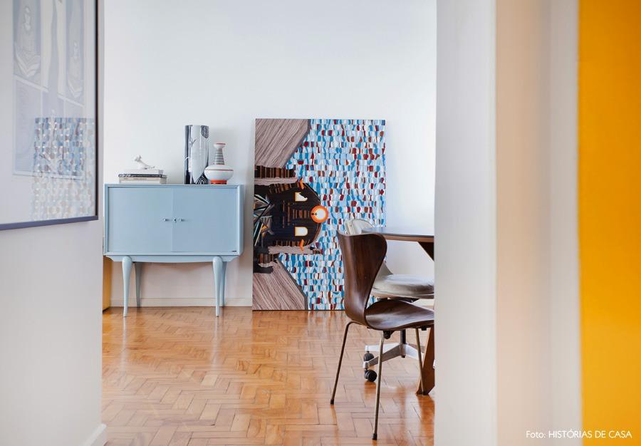 08-decoracao-corredor-buffet-vintage-azul