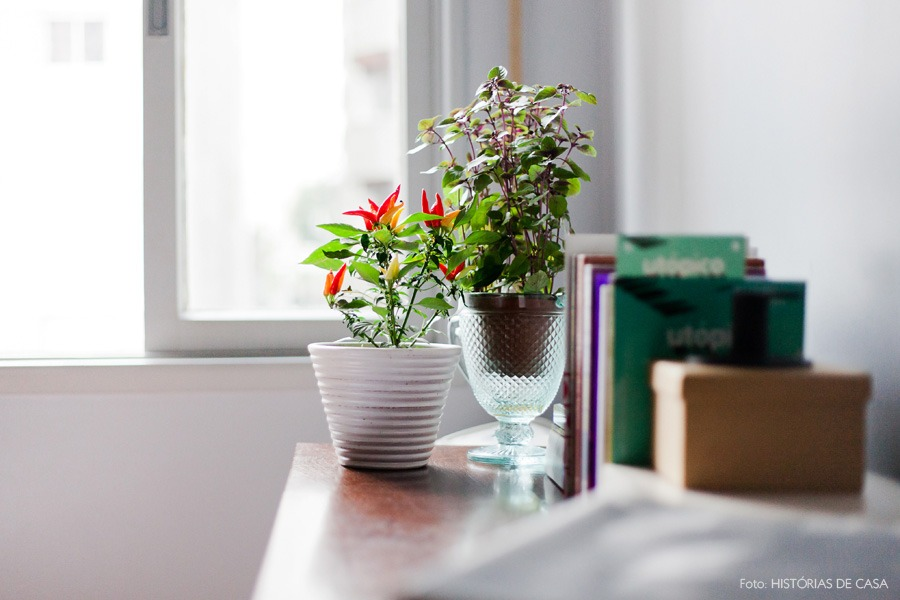 33-decoracao-quarto-vintage-plantas