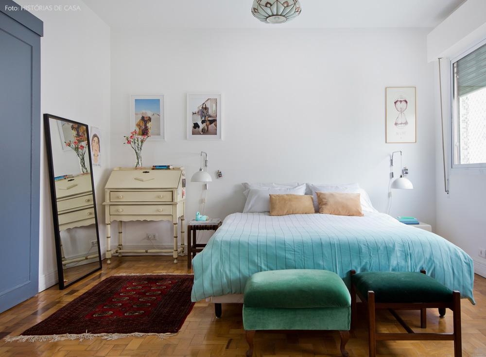 32-decoracao-quarto-casal-escrivaninha-antiga-moveis-vintage